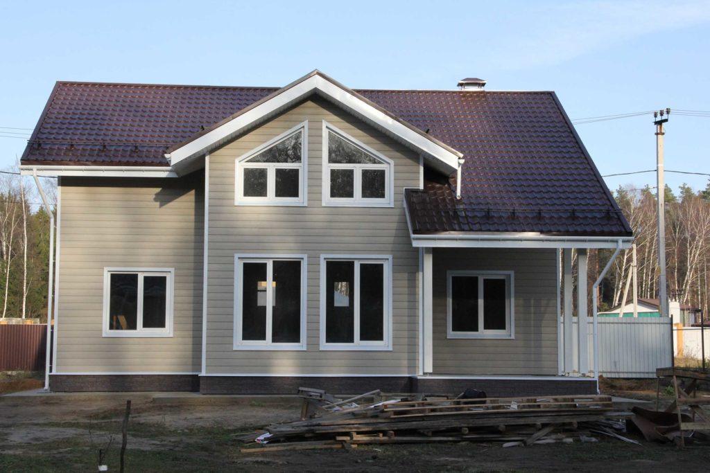 Строительство каркасных домов от ООО Реконст