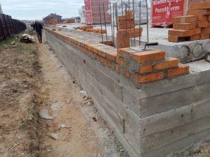 Строительство загородного дома из теплой керамики